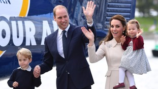Prince George and Princess Charlotte to join Duke and Duchess of Cambridge on tour of Poland and Germany