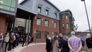 Shaddongate resource centre when it was launched in 2012