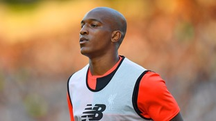 Derby sign Liverpool defender Andre Wisdom on four-year deal