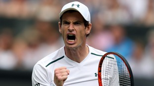Andy Murray wins opening game at Wimbledon with ease