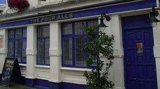 Four Alls Pub, Caernarfon
