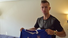 Bersant Celina is the latest addition at Ipswich Town.