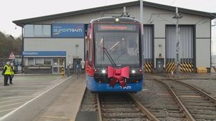 The Tram Train