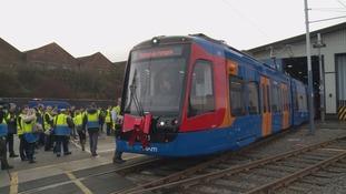 South Yorkshire Tram Train service quadruples in price