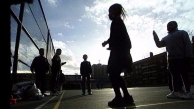 Some 46,000 children are said to be in gangs in England.