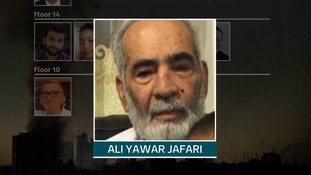 At 81 Ali Yawar Jafari is thought to be one of the oldest Grenfell victims.