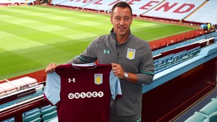 Aston Villa's John Terry sets sights on returning to Chelsea as manager