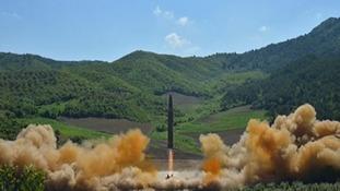 North Korea missile tests: A timeline of events