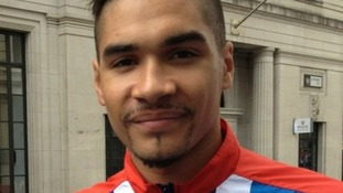 Louis Smith is backing Cambridgeshire Police's campaign