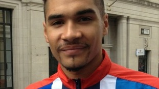 Olympic Medallist Louis Smith