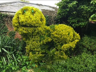Topiary Monster