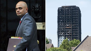 Sajid Javid accused of using Grenfell disaster for 'cheap headlines'