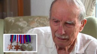 Alfred Barlow: Blind D-Day veteran who lost medals at motorway service station due to receive replacements