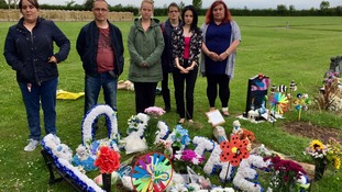 Bereaved families welcome compromise over grave mementoes