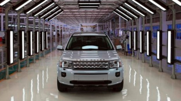 Jaguar Land Rover product 