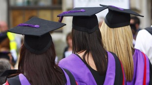 Most graduates who can will still be paying their loan off into their 50s.