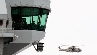 Aircraft control tower