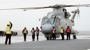 aircraft handlers