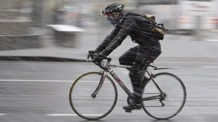 Bike couriers are frequently on zero-hour contracts.