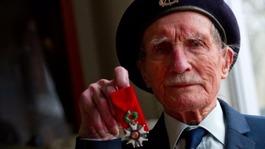 Blind veteran's war medals lost at service station