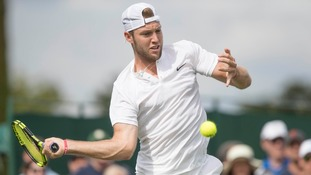 Jack Sock has promised a replacement towel for a young fan
