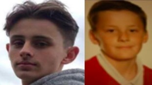 Kye and Justin are considered vulnerable and officers are very concerned for their welfare.