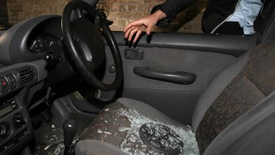 A spate of vehicle thefts have occured in Annan, Dumfries & Galloway