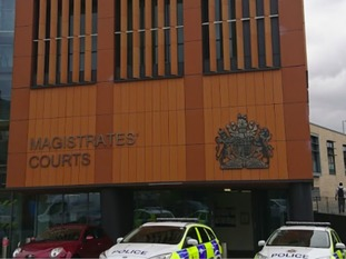 Magistrates were told the couple's wedding was still due to take place
