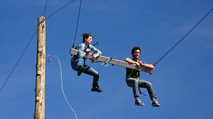 Giant swing to open at Galloway Activity Centre
