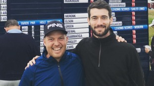 Golf ace wins dream ticket to the Open