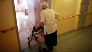 Residents in some care homes reported waiting an hour for staff to answer their calls for help.