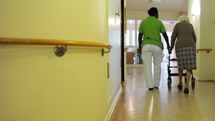 One in three nursing homes 'failing on safety'