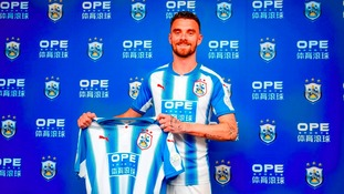 Huddersfield Town make sixth signing of Window