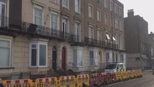 Ethelbert Terrace in Margate