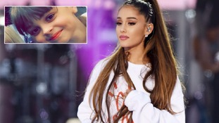Ariana Grande pays tribute to Manchester attack victim Saffie Roussos with birthday message