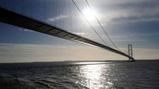 Humber bridge to become a film set