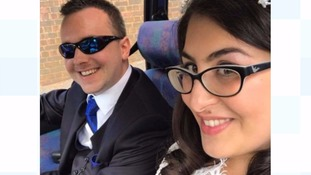 Woman who used Twitter to find a wedding date marries the man who replied