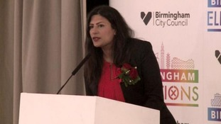 Preet Gill made history when she won the labour seat for Edgbaston