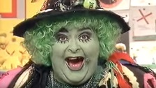 Carol Lee Scott was best known for playing Grotbags the witch.