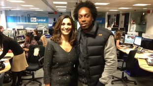 Sameena and Lemar