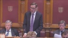 Senator Ian Gorst