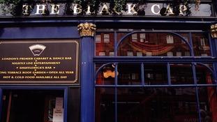 The Black Cap in Camden closed in 2015