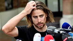 Sagan will not be reinstated to this year's Tour de France.
