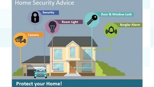 Homeowners warned of 'walk-in' burglaries over the summer