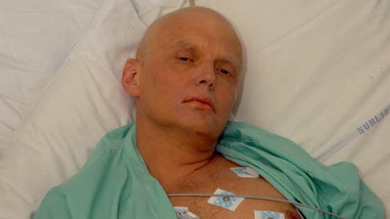 Alexander Litvinenko died in hospital in November 2006