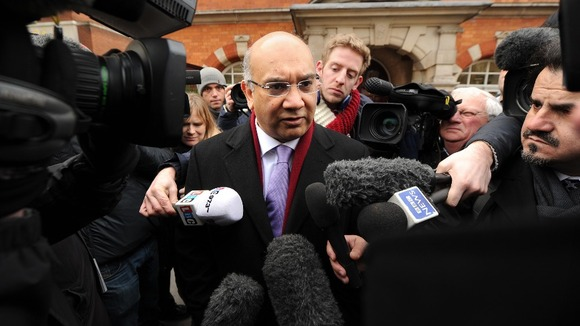 Labour MP Keith Vaz.