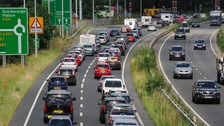 There have been ongoing complaints about congestion on the A64 towards Scarborough