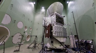 The research vessel completes its final tests ahead of its mission to Mercury.