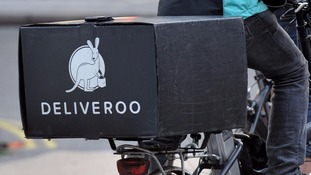 Deliveroo urges change in law to give self-employed greater security and flexibility