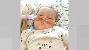 Charlie Gard is being cared for at London's Great Ormond Street Hospital.
